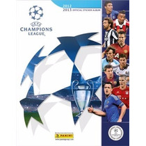 Estampas Sueltas 2012-2013 Uefa Champions League Panini