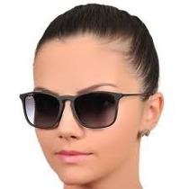 Oculos Quadrado Masculino Feminino Degradê - Chris S/ Veludo