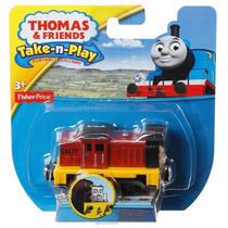 Thomas And Friends Salty Pirata Take-n-play Fisher Price