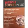 Bujia Bosch Ecosport Focus Duratec Originales Bosch