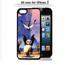 Funda Protectora 3d Dinamica Kung Fu Panda Iphone 5 / 5s
