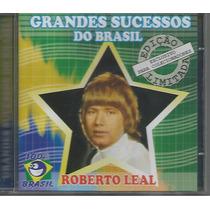 Cd Roberto Leal - Grandes Sucessos Do Brasil (lacrado)