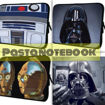 Case Notebook Star Wars Personalizado