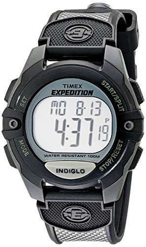 862c6a41813f Reloj Timex Expedition Classic Digital Chrono Alarm Timer Re -   195.990 en Mercado  Libre