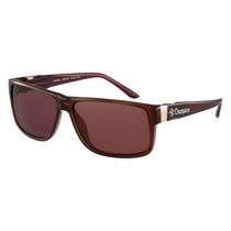 Óculos De Sol Champion Troca Hastes Gs00002 - Marrom