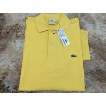 Camisa Polo / Camiseta Gola Polo Lacoste Original / Blusa