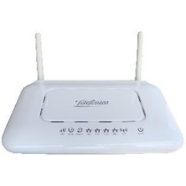 Modem Roteador Home Station Adsl Hg110-b Wifi Vivo 2 Antenas