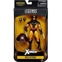 Marvel Legends X-men Wolverine Baf Juggernaut 2016 Hasbro