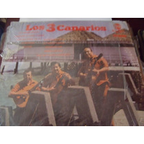 Lp Los 3 Canarios, Envio Gratis