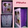 Piñata Doctora Juguete