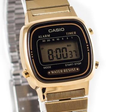 2a96bb85060 Relógios Casio Vintage Mini La670wga-1df - R  149
