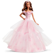 Barbie Collector 2016 Cumpleañera Fashionista,holiday