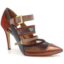 Sapato Jorge Bischoff Scarpin   Zariff