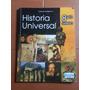 Historia Univerdal 8vo Grado Actualidad