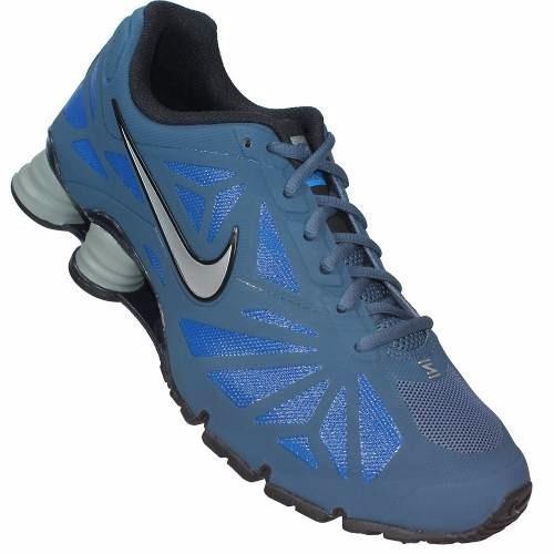 check out c97c2 4e58e ... mercadolivre tenis nike shox onine Tênis Nike Shox Turbo 14 631760-401  Marinho - R 449,90 em Me . ...