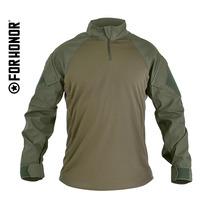 Combat Shirt Forhonor Od Verde Oliva Autentico Design Marine