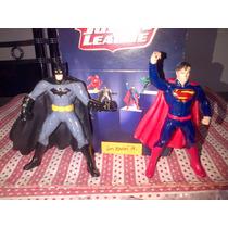 Muñecos Mcdonald Disponible Superman Liga De La Justicia