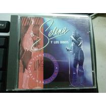 Selena Y Los Dinos En Vivo 1993 Hecho En Canadá Naranja