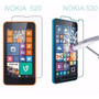 Lamina Vidrio Templado Nokia Lumia 520 530 Protector Tactil