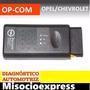 Interface Scanner Op Com Interfaz Linea Opel Chevrolet Opcom