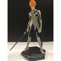 Action Figure Ichigo Kurosaki -bleach Styling - 15cm - Novo