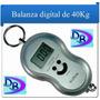 Balanza Peso Colgante Digital 40k 10g. Pesca Compras Equipaj