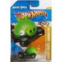 Carro Hot Wheels - Angry Birds- Minion Pig