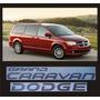Kit Emblema Grand Caravan Dodge Chrysler
