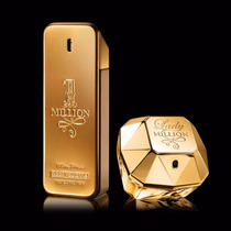 Perfumes One Million & Lady Million By Paco Rabanne