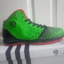 Botas Adidas Basket Derrick Rose Del 40 A 45