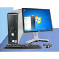 Cpu  Intel Core 2 Duo + Monitor 17   +teclado,mouse