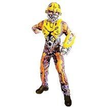 Disfraz Disfraces Transformer Mono Accesorios Y Mascara