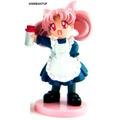 Sailor Moon : Rini O Chibiusa Figura Minichibi Con Delantal