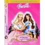 Dvd Original : Barbie Y La Plebeya - Navidad - Dia Del Niño