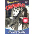 Animeantof: Dvd Cantinflas Romeo Y Julieta - Angel Garasa