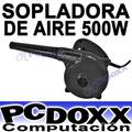 Sopladora / Aspiradora De Aire 500w 13.000 Rpm Para Limpieza