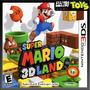 3ds Super Mario 3d Land - Nuevo, Original Y Sellado