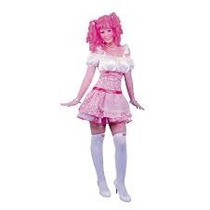 Disfraz Muñeca Adulta