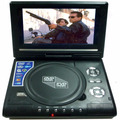 Dvd Portatil Full Hd De 9,8  Dvd Tv Usb Sd Vídeo Juego Radio