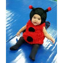 Disfraz Mariquita Para Bebé