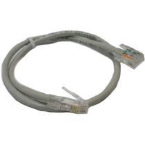 Cable De Red Patch Cord 30cm Internet Rj45 Pc Laptop Utp Ccc