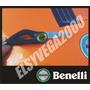 Emblema Calcomania Benelli Para Llaves Rk6 Empire Keeway Tnt