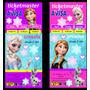 Invitaciones Hermosas Y Originales Frozen,minion, Cars Y Mas