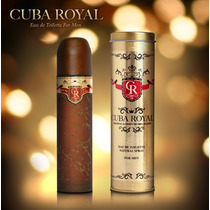 Cuba Royal Original 100ml Similar (one Million)