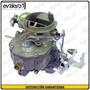 161 Carburador Nuevo Rally 318 Bajo Dodge 2 Bocas 8cil 67-80