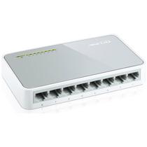 Switch Tp-link Tl-sf1008d 8 Puertos 10/100 Mbps Rj45