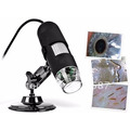 Microscopio Digital Usb 50x-500x 8 Led Pc Camara 2mp