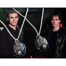 Collar Stefan O Damon Salvatore Vampire Diaries