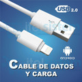 Cable Usb Datos Android Para Smartphone,tablet, Itelsistem