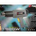 Pistola Calor Aire Caliente Powermaq 500c Y 1600 Watts